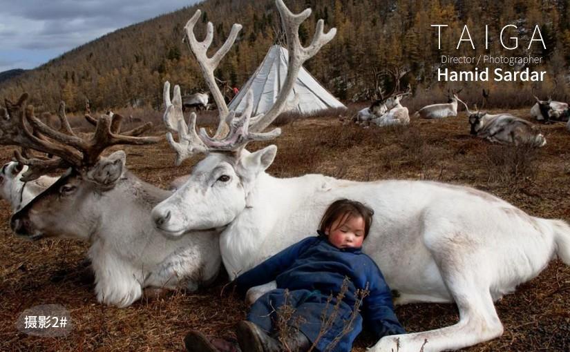 驯鹿森林图片集Becoming a Man: Tracking the White Reindeer{摄影集2#}TAIGA 泰加林的图片