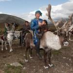 驯鹿森林图片集Becoming a Man: Tracking the White Reindeer{摄影集2#}TAIGA 泰加林的图片 第5张