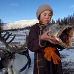 驯鹿森林图片集Becoming a Man: Tracking the White Reindeer{摄影集2#}TAIGA 泰加林的图片 第8张