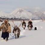 驯鹿森林图片集Becoming a Man: Tracking the White Reindeer{摄影集2#}TAIGA 泰加林的图片 第12张