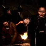 驯鹿森林图片集Becoming a Man: Tracking the White Reindeer{摄影集2#}TAIGA 泰加林的图片 第14张