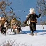 驯鹿森林图片集Becoming a Man: Tracking the White Reindeer{摄影集2#}TAIGA 泰加林的图片 第19张