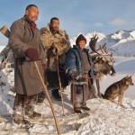 驯鹿森林图片集Becoming a Man: Tracking the White Reindeer{摄影集2#}TAIGA 泰加林的图片 第22张