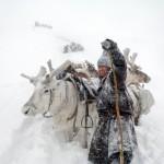 驯鹿森林图片集Becoming a Man: Tracking the White Reindeer{摄影集2#}TAIGA 泰加林的图片 第26张