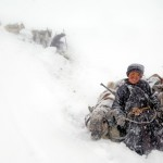 驯鹿森林图片集Becoming a Man: Tracking the White Reindeer{摄影集2#}TAIGA 泰加林的图片 第27张