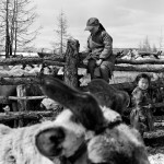 驯鹿森林图片集Dukha{摄影集8#}游牧民族的传统与革新的图片 第15张