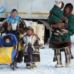 驯鹿森林图片集Arctic{摄影集9#}驯鹿牧民节的盛况图记的图片 第15张