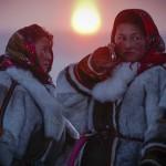 驯鹿森林图片集Arctic{摄影集9#}驯鹿牧民节的盛况图记的图片 第17张