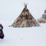 驯鹿森林图片集Arctic{摄影集9#}驯鹿牧民节的盛况图记的图片 第21张