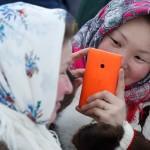 驯鹿森林图片集Arctic{摄影集9#}驯鹿牧民节的盛况图记的图片 第22张