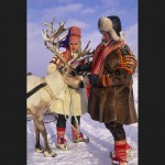 驯鹿森林图片集Norway{摄影集13#}同一镜头下的两个驯鹿民族的图片 第16张