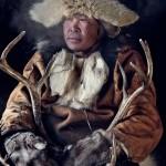 驯鹿森林图片集before they pass away{摄影集14#} 从未被俄国征服的原始部落的图片 第11张