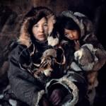 驯鹿森林图片集before they pass away{摄影集14#} 从未被俄国征服的原始部落的图片 第10张