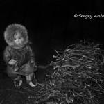 驯鹿森林图片集Nenets{摄影集12#}北极边城的传统与现代的图片 第28张