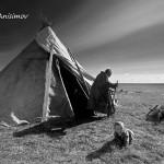 驯鹿森林图片集Nenets{摄影集12#}北极边城的传统与现代的图片 第33张