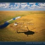 驯鹿森林图片集Nenets{摄影集12#}北极边城的传统与现代的图片 第19张