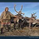 驯鹿森林图片集Nenets{摄影集12#}北极边城的传统与现代的图片 第25张