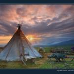 驯鹿森林图片集Nenets{摄影集12#}北极边城的传统与现代的图片 第4张