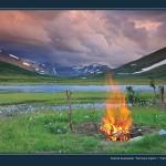 驯鹿森林图片集Nenets{摄影集12#}北极边城的传统与现代的图片 第5张