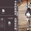 驯鹿森林小玩意2016年历{小玩意4#}2016年驯鹿年历鼠标垫的图片 第15张