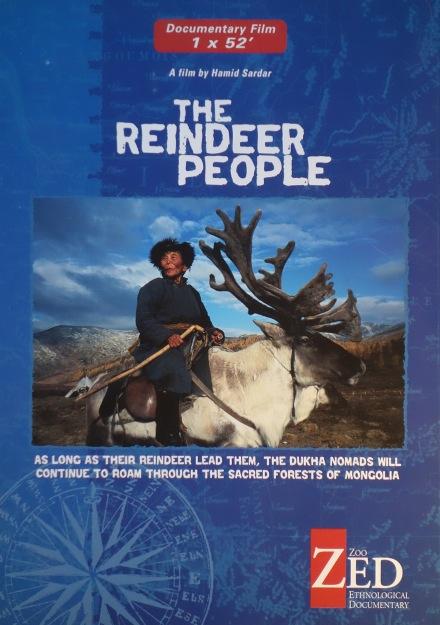驯鹿森林电影/纪录片/舞台剧Becoming a Man: Tracking the White Reindeer{纪录片5#}寻找白色驯鹿的图片 第2张